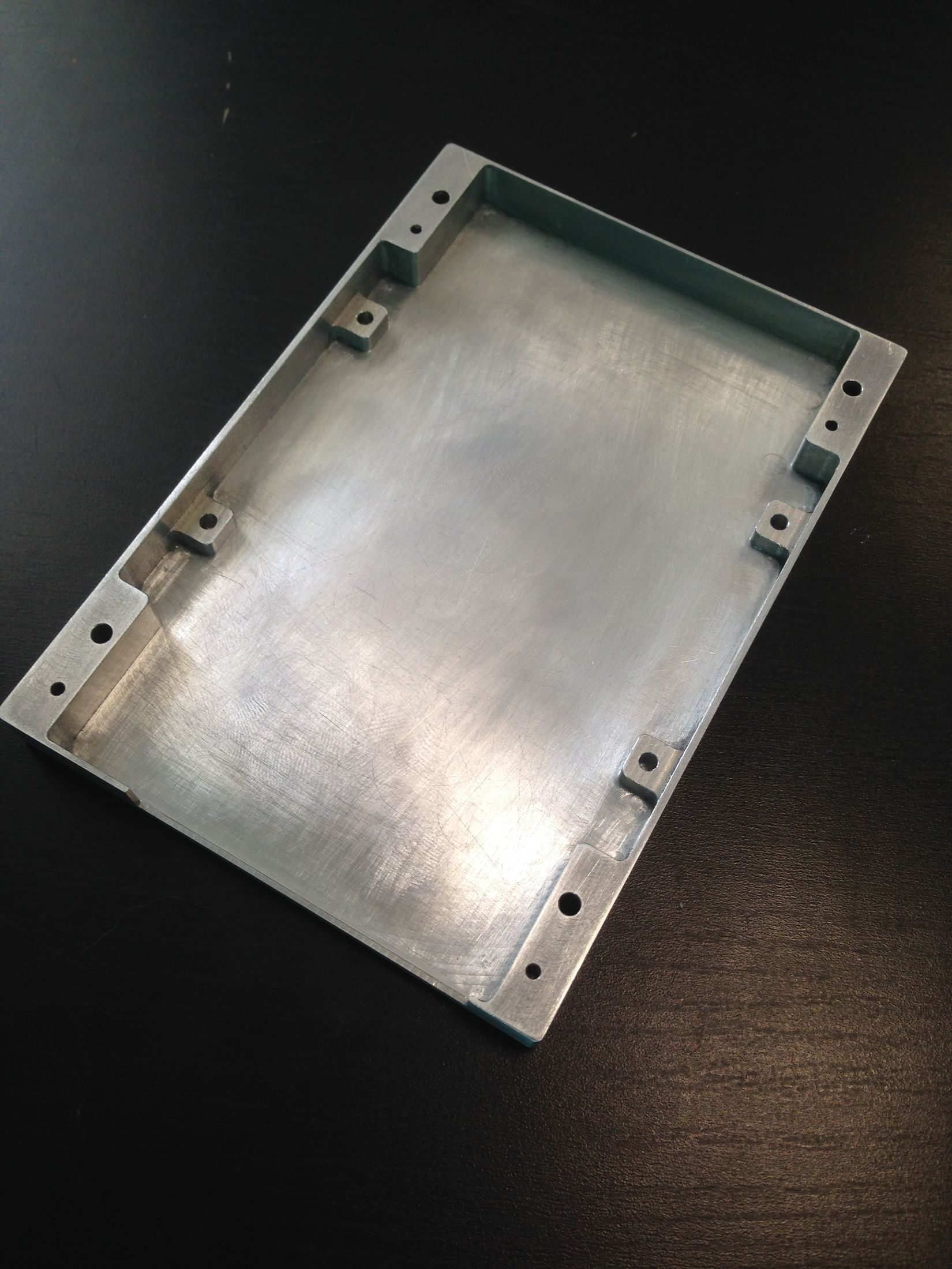 Изготовление корпусов из алюминия своими руками 62